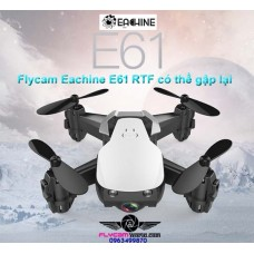 Eachine E61 Foldable RC Drone RTF