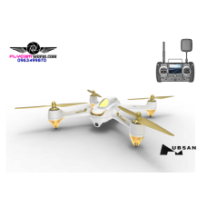 Hubsan H501S High Edition 5.8G FPV Brushless With 1080P HD Camera GPS RC Drone White