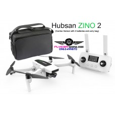 Hubsan ZINO 2 GPS 8KM FPV with 4K UHD Camera 3-axis Gimbal 33min Quadcopter Combo ( Pre Order )