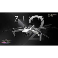 Hubsan ZINO 2 GPS 6KM FPV with 4K UHD Camera 3-axis Gimbal 33min Quadcopter