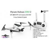 Hubsan ZINO 2 GPS 8KM FPV with 4K UHD Camera 3-axis Gimbal 33min Quadcopter ( Pre Order )