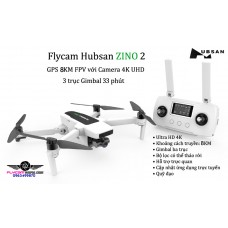 Hubsan ZINO 2 GPS 8KM FPV with 4K UHD Camera 3-axis Gimbal 33min Quadcopter ( Pre Order )