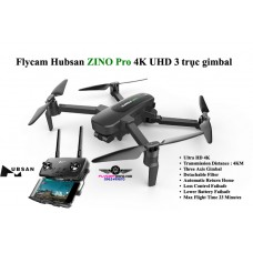 Hubsan ZINO PRO GPS 4KM FPV with 4K UHD Camera 3-Axis Gimbal