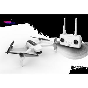 Hubsan ZINO 5.8GHZ foldable FPV 4K UHD 3 axis gimbal quadcopter