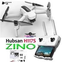 Hubsan H117S ZINO 4K UHD 3 axis gimbal quadcopter (Hubsan ZINO standard version)