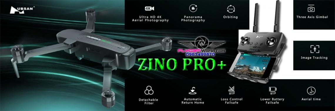 Hubsan Zino Pro Plus GPS 8km FPV Camera 4K