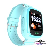 Kids GPS Watch TD-02S SOS GSM Card Call GPS Tracker Security