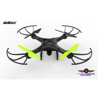 UDI Petrel U42W Black Wifi FPV Quadcopter With HD Camera
