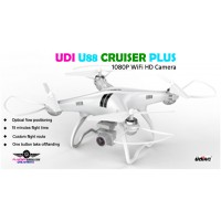 UDI U88 Cruiser Plus Optical flow positioning 1080P Full HD camera quad copter