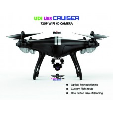 UDI U88 Cruiser optical flow positioning 720P HD camera Quadcopter